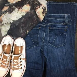 JOES JEANS PROVOCATEUR FIT IN MED WASH sz25